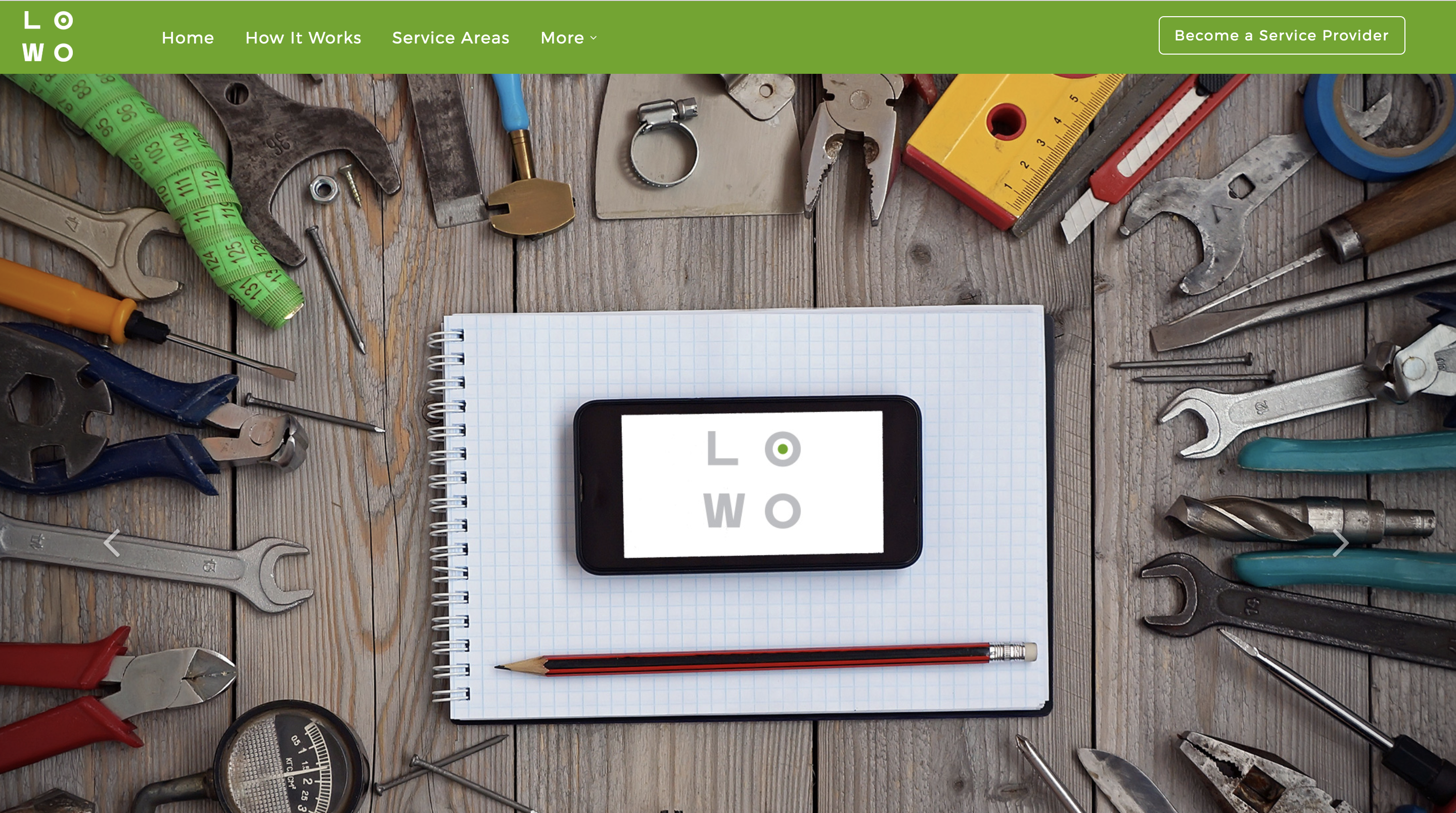 LOWO - Service when you need it.
